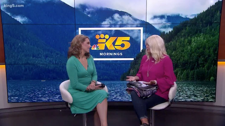 Tina McDonough King5 Interview July 14, 2019